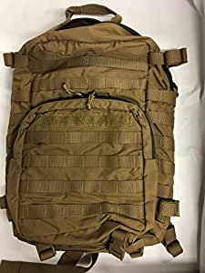Marine Corp Used USMC Military Issue 3 Day FILBE Coyote 20 Liter Assault Pack