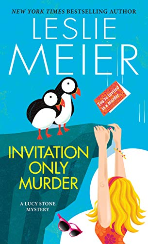 Invitation Only  Murder (A Lucy Stone Mystery Book 26)
