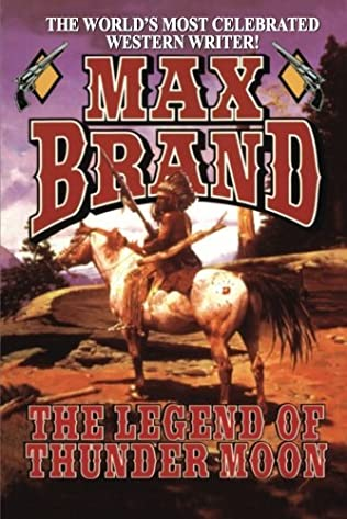 book cover of The Legend of Thunder Moon