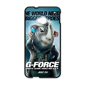 HTC One M7 Black phone case Disney characters G-Force DSN9689176