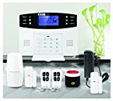 iBELL GSM HOME SECURITY ALARM SYSTEM