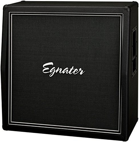 Egnater AR-412A 4 x 12-Inch Slant Cabinet, 2 x Celestion Elite-100 and 2 x Celestion G12T75 (4x12 Guitar Extension Speaker Cabinet)