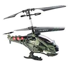 RC Controlled Air Combat Laser Battling Motion  Helicopter