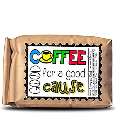 "Good Coffee For a Good Cause. Gourmet Smooth Dark Roast. Fair-Trade Organic whole beans roasted fresh daily. Voted Best ""Good"" Coffee Ever."