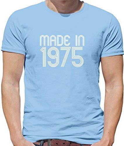Dressdown Hecho en 1975 - Hombre 40 Regalo Cumpleaños/Regalo ...