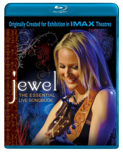 Essential Live Songbook (Jewel: The Essential Live Songbook [Blu-ray])