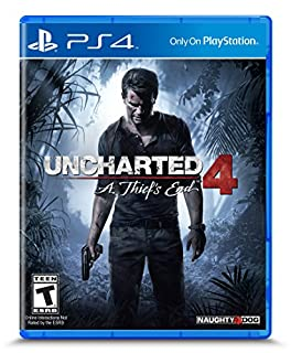 Uncharted 4: A Thief's End - PlayStation 4 - Standard Edition (B00KVVAFOO) | Amazon Products