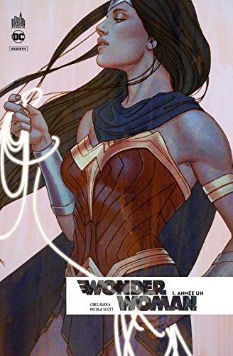 wonder woman guide comics