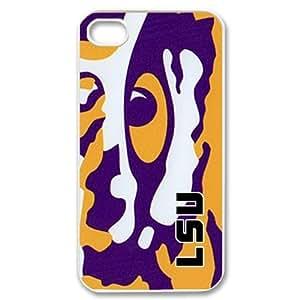 LSU Tigers Iphone 6 Plus 5.5 Case NCAA Louisiana State University LSU Fighting Tigers Case Cover