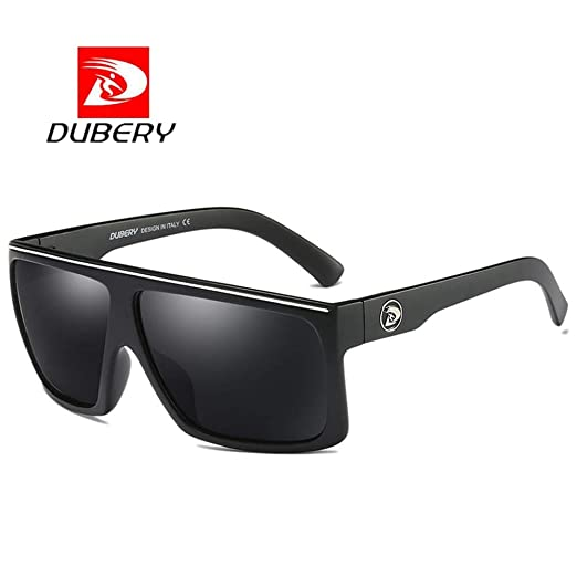 2e3a545b5d Amazon.com  Sunglesses 2019 Summer DUBERY Men s Polarized Sunglasses  Outdoor Driving Men Women Sport Glasses New  Clothing