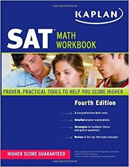 Kaplan SAT Math Workbook by Kaplan (2011-07-05)
