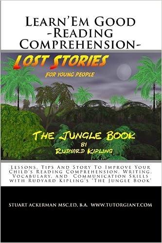 Learn'Em Good - Reading Comprehension - The Jungle Book: Improve ...