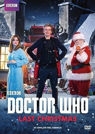 Doctor Who Christmas.Amazon Com Doctor Who Last Christmas Various Movies Tv