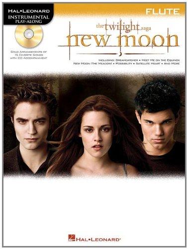 Download Twilight - New Moon: Flute (Hal Leonard Instrumental Play-Along) ebook