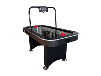Buy Play In The City Air Hockey Table 6ft With Electronic Scorer