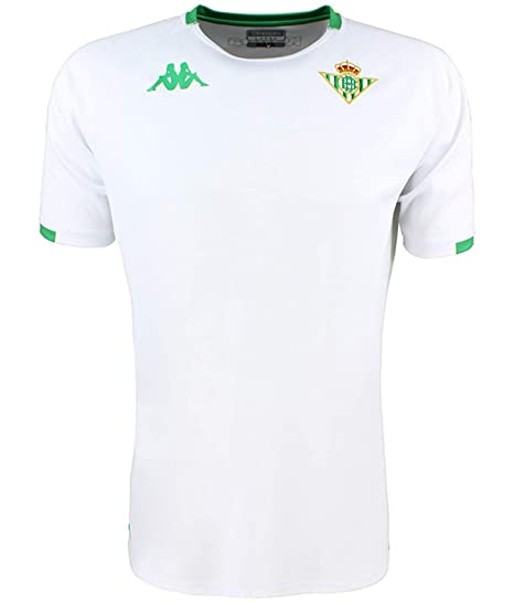 2027de06e6b36 Camiseta de entrenamiento - Real Betis Balompié 2018 2019 - Kappa Abou 2  Jersey -