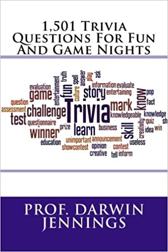 Buy 1, 501 Trivia Questions for Fun and Game Nights Book