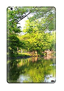 Lori Hammer's Shop Ipad Mini 3 Case Cover Summer In The River Case - Eco-friendly Packaging