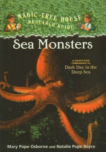 Read Online Sea Monsters (Magic Tree House Fact Tracker) pdf epub