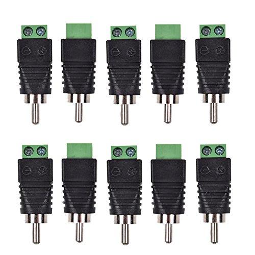 Diageng 10pcs Tornillo Terminal Conector product image