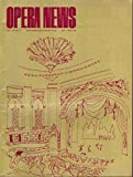 img - for Opera News: Volume 37, No. 4; October, 1972 book / textbook / text book