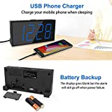 Super Loud Alarm Clock with Bed Shaker for