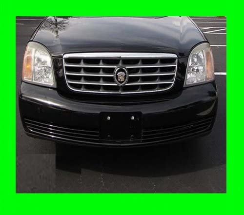 312 Motoring fits 2000-2005 Cadillac DEVILLE DHS Chrome Grille Grill KIT 2001 2002 2003 2004 00 01 02 03 04 05