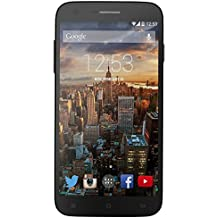 "RCA G1 5.5"" Hd, Unlocked Dual Sim, 8Mp Camera, 8Gb Rom, 1Gb Ram, android 4.4 – Black"