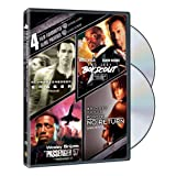 Extreme Action: 4 Film Favorites - Eraser / The Last Boy Scout / Passenger 57 / Point Of No Return