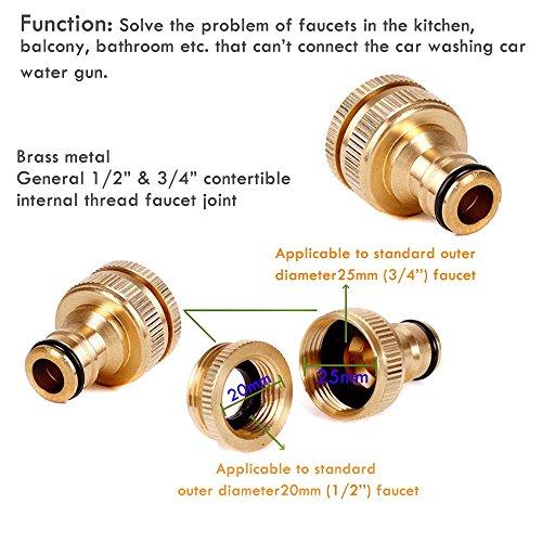 quick connect faucet - 8