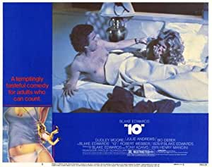 10 Poster (11 x 14 Inches - 28cm x 36cm) (1979) Style G
