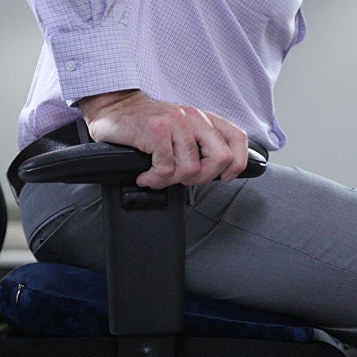 Aylio Ischial Tuberosity Bursitis Seat Cushion With Two