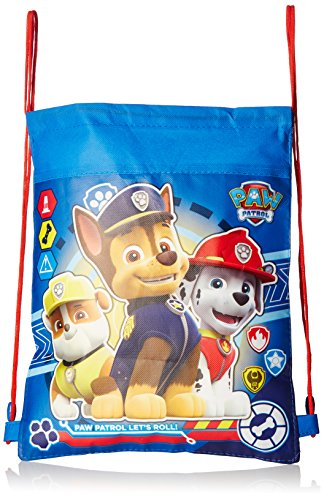 Paw Patrol Non-Woven Sling Bag - Comes in