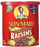 Sun Maid Natural California Raisins, Pack of 2 x 13 Oz.