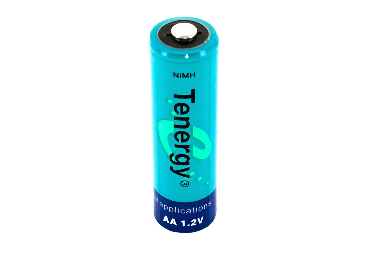 Tenergy AA 2600mAh High Capacity NiMH Rechargeable Battery
