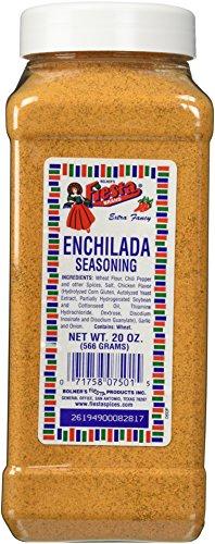 Bolner's Fiesta Extra Fancy Enchilada Seasoning, 20 Oz.