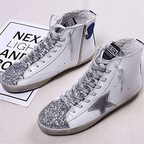 Star Lace up Casual Shoes Wide Width