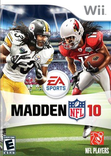 Madden NFL 10 - Nintendo Wii