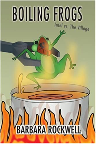 Image result for Boiling frogs Barbara Rockwell