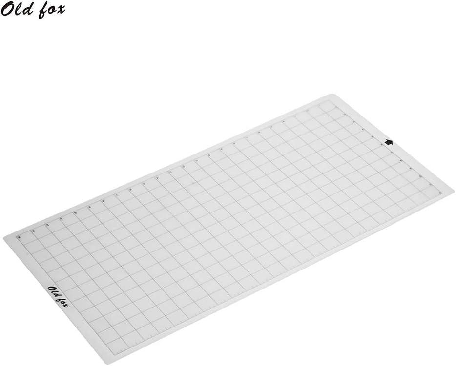 Cutting Mat Estera adhesiva transparente con rejilla de medición ...