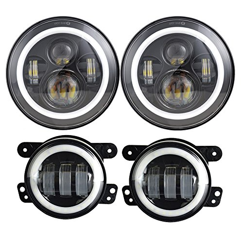 Halo Led Lights 4 Inch