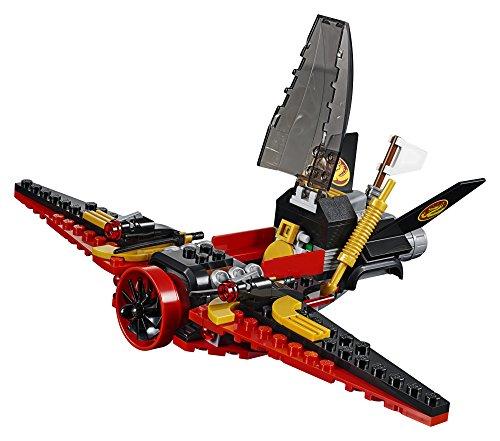 51IzFKV%2B59L - LEGO NINJAGO Masters of Spinjitzu: Destiny's Wing 70650 Building Kit (181 Piece)