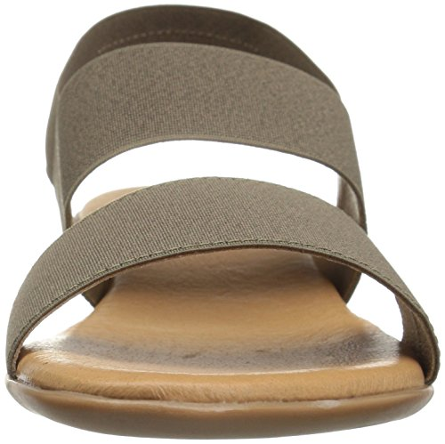 André Assous Women's Nigella Flat Sandal Taupe free shipping original outlet locations cheap online big sale cheap online zPPF11HdM