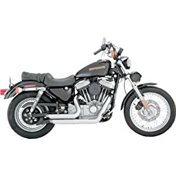 Vance & Hines Chrome Shortshots Staggered Exhaust 99-03 H-D XL Sportster 17223