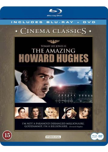 The Amazing Howard Hughes (1977 TV Movie) - Region B / 2 Blu-ray + DVD Combo
