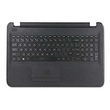 HP Top Cover with Keyboard Protectora - Componente para Ordenador Portátil (Protectora, Francés, 250 G4): Amazon.es: Informática