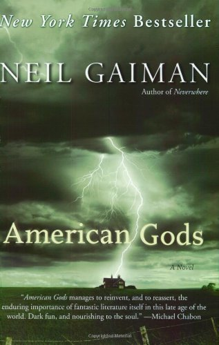 American Gods: A Novel by Gaiman, Neil published by William Morrow Paperbacks (2003)