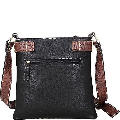 Leather Stone Dasein Crossbody Soft Faux E6xTwfqFTn