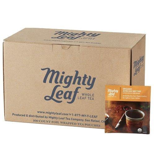 Mighty Leaf Tea Organic African Nectar - 100 ct by Mighty Leaf Tea