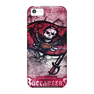 New Premium Flip Case Cover Tampa Bay Buccaneers Skin Case For Iphone 5c